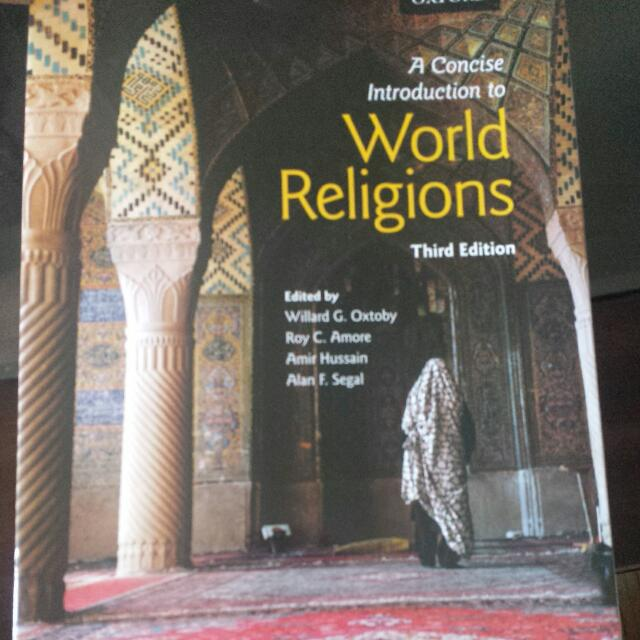 A Consice Introduction To World Religions