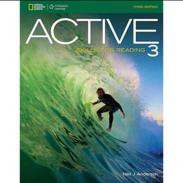 Active Skills For Reading3
