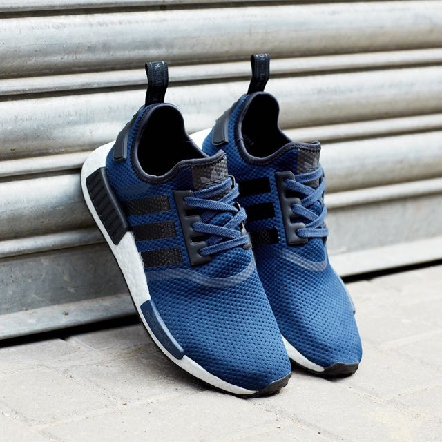 Adidas NMD R1 Navy JD Sports Exclusive