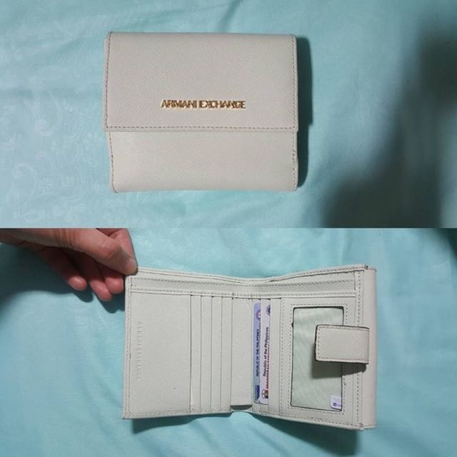 Armani Mint Green Wallet