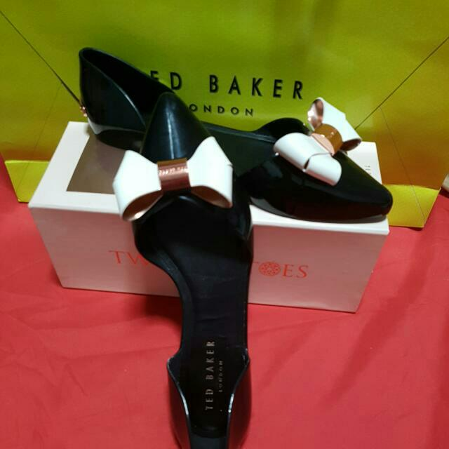 690501173 Authentic TED BAKER JELLY Shoes