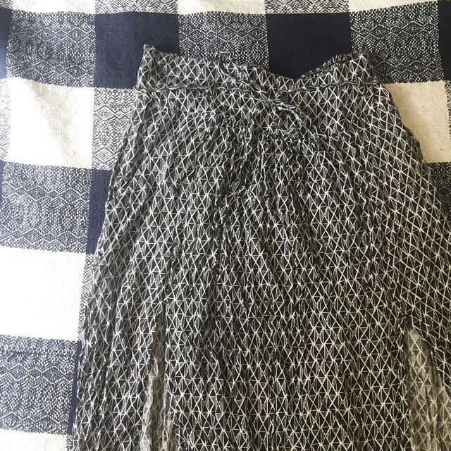 Billabong Boho Maxi Skirt