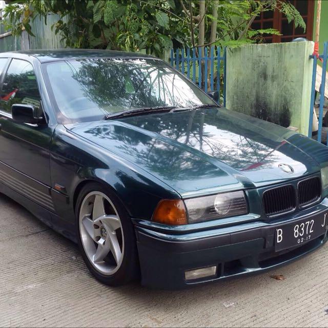 BMW E36 1994 (m/t) Bumper M Aero