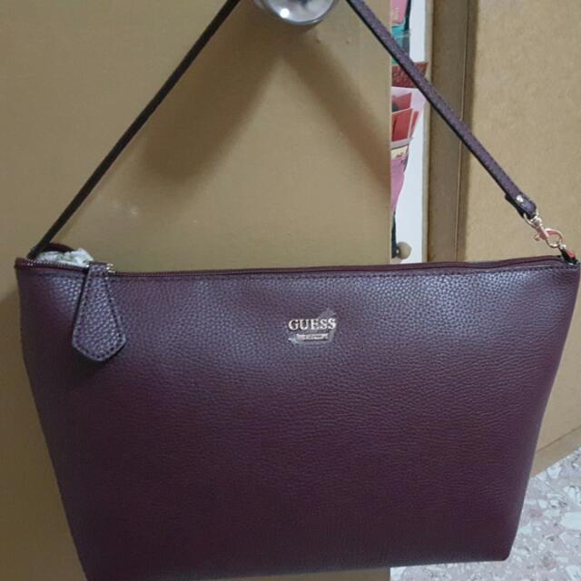 Brand New Guess Bag Selling At  35.self.collect At Punggol.or ... 7c560def0603b