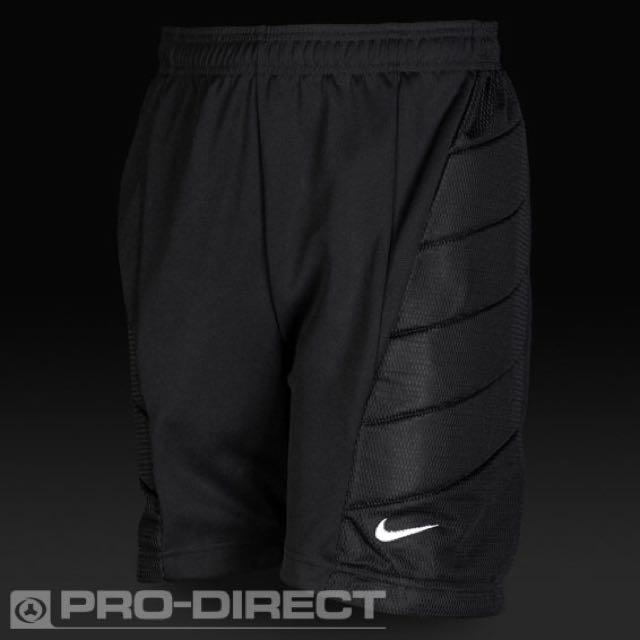 Brand New Nike Goalkeeper Padded Shorts f922b3112