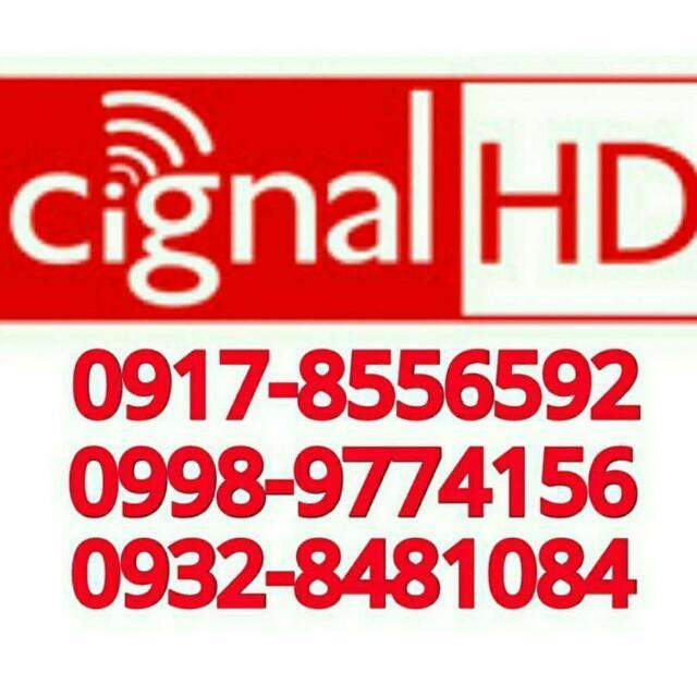Cignal HD TV - Cavite