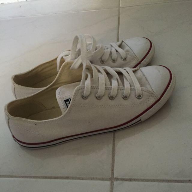 Converse Women's Shoes Size 8 Aus