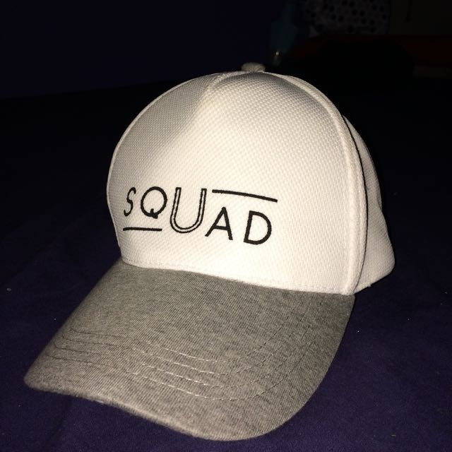 Cotton on Squad Hat