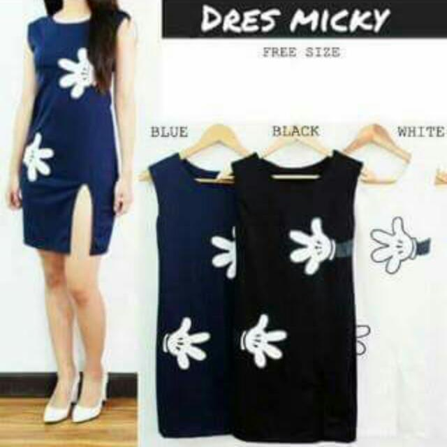 Dress Mickey