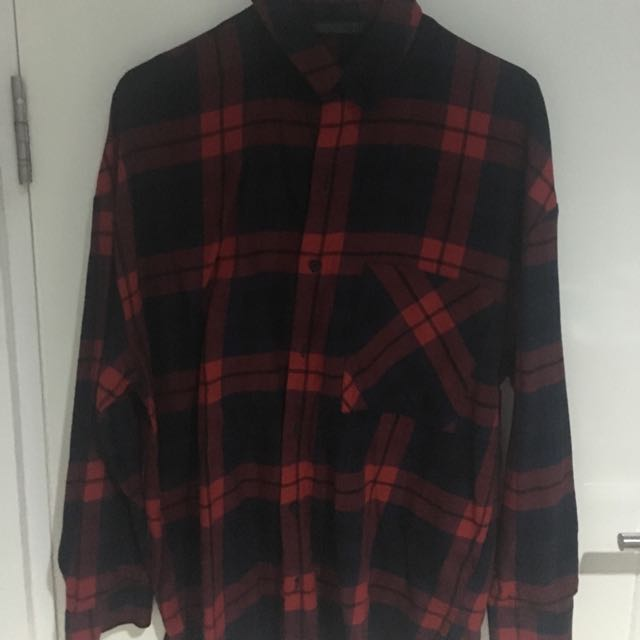Flannel Zara