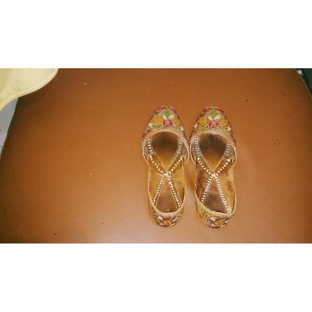 Flat Doll Shoes