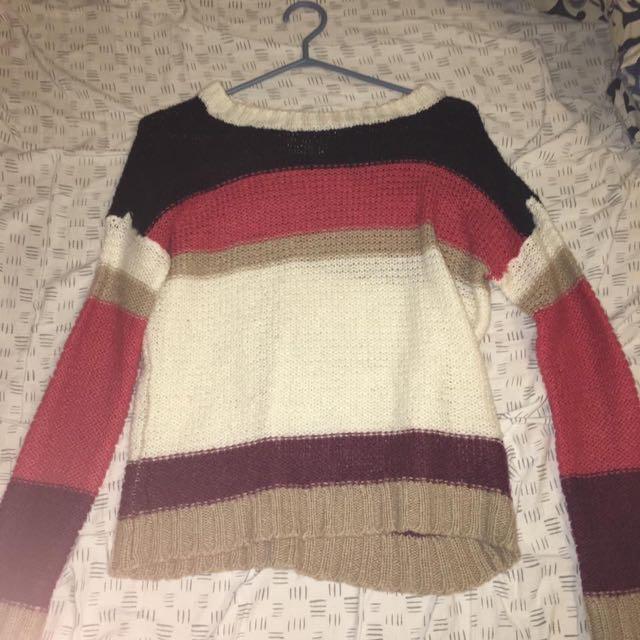 Garage Knit Sweater