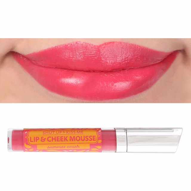 Happy Skin - Shut up and Kiss Me-Lip-Cheek-Mouse-Summer-Crush