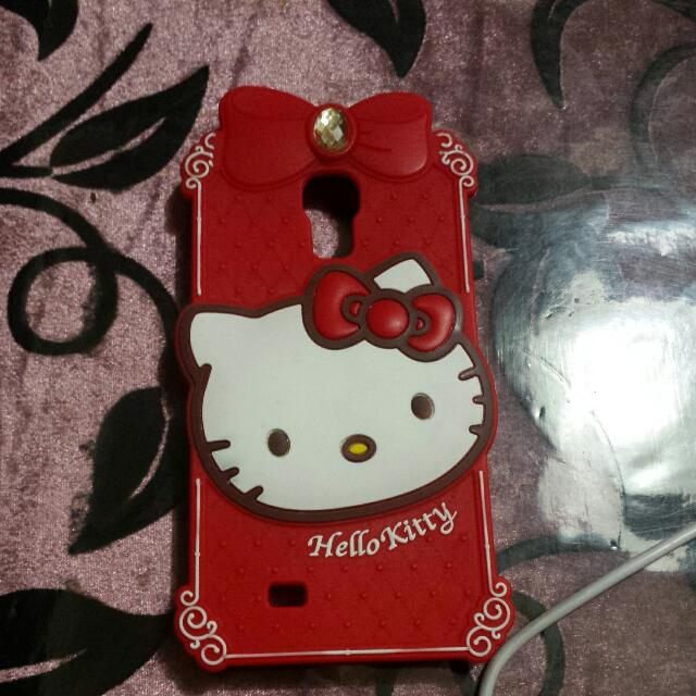 HELLO KITTY CELLPHONE CASE (S4)