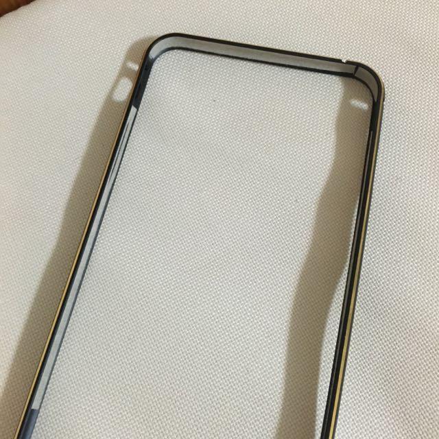 iPhone 6/6s Plus 保護殼 金屬邊框