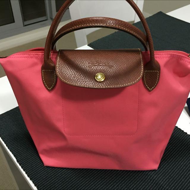 Longchamp Pliage Small Handbag