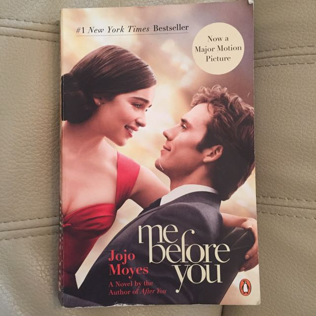 Me Before You Paperback