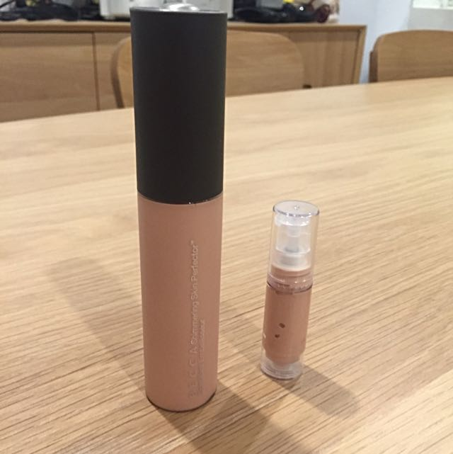 Mini Becca Opal Shimmering Skin Perfector Liquid Highlight