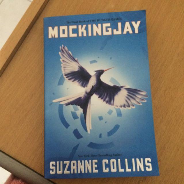 Mockingjay (english) Paperback