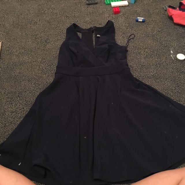Navy Dress Size 10