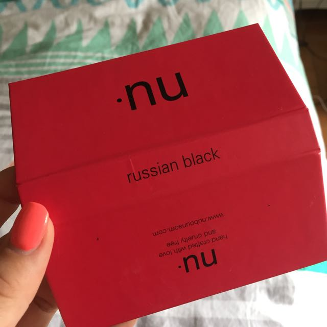 Nubounsom Russian Black Lashes