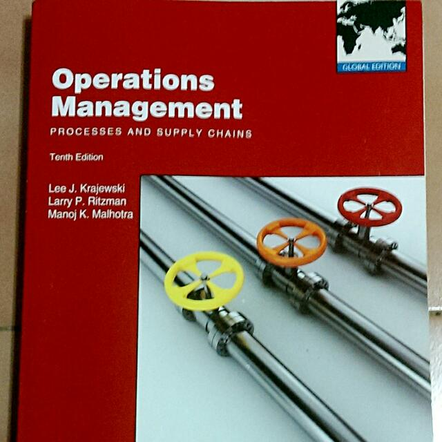 生產管理(Operations Management)