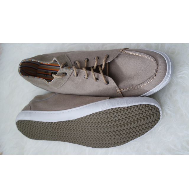 OXFORD Casual Khaki Shoes Size US 11.5 or EUR 45