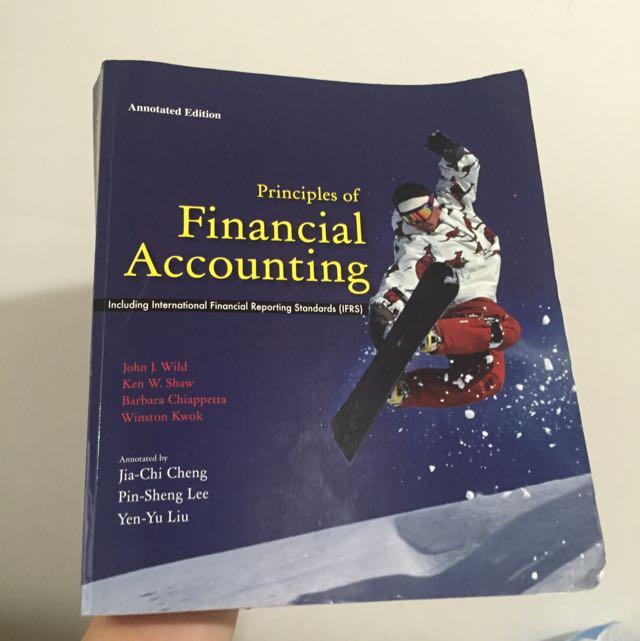 (二手書)principles Of Financial Accounting