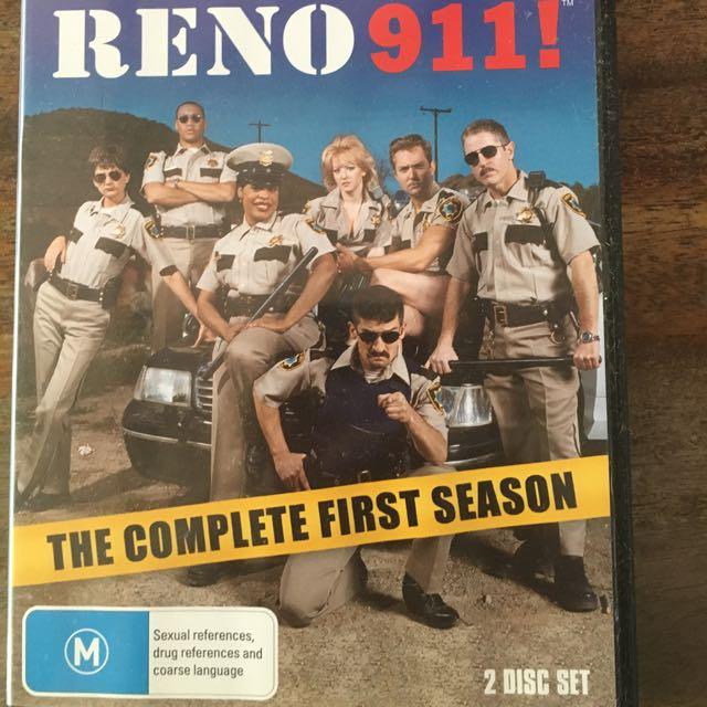 Reno 911 Season 1