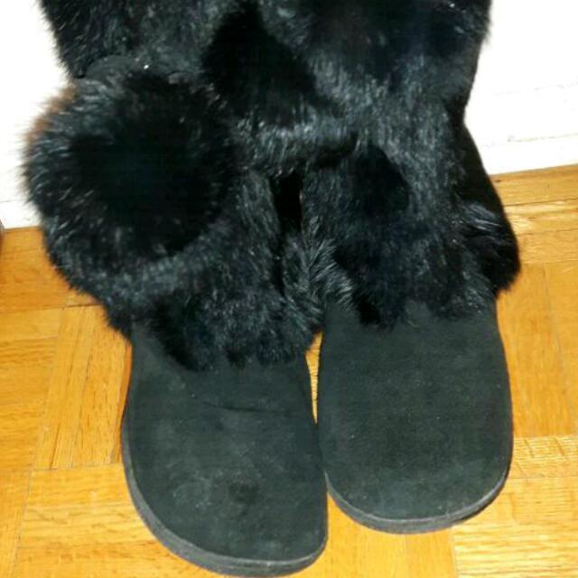 Riverland Boots Size 9