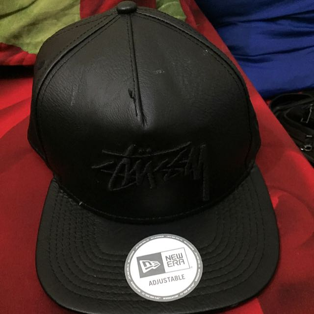 Stussy Original New Era Cap
