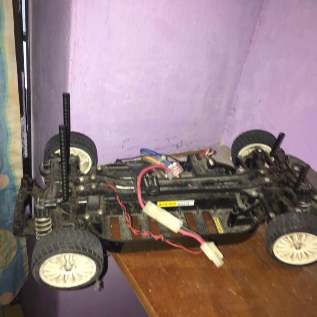 Tamiya Rc Car