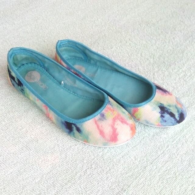 Tomorrow Land Doll Shoes (Sky Blue)
