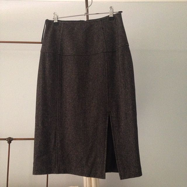 Vintage Valley Girl Pencil Skirt