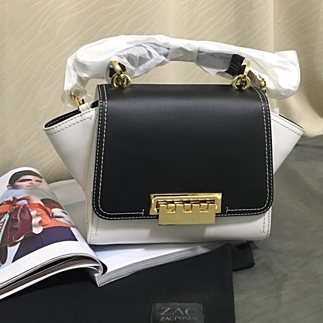 全新真品現貨ZAC Zac Posen Eartha Iconic mini-satchel
