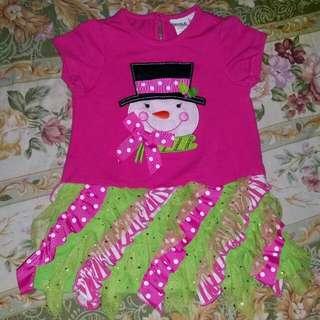 Colorful Circus Dress
