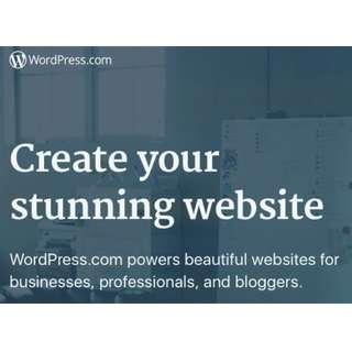 Looking for Freelance Website Designer. Using Avada WordPress theme. @ Jakarta Barat