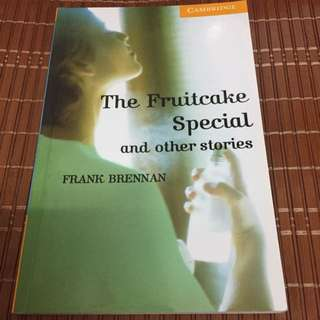 🚚 The fruitcake special and another stories