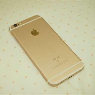 「降」iphone 6S 64G 玫瑰金