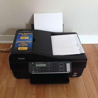 Epson Printer Wf435