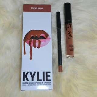 Kylie Lipkit in Brown Sugar