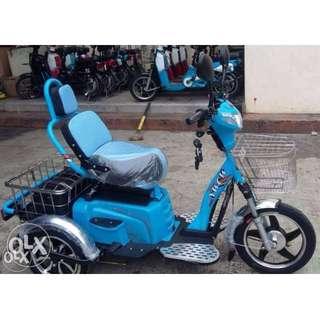 Three wheel Electric Bike (E-bike)