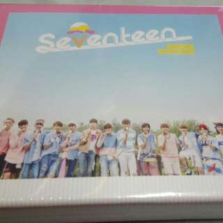 SEVENTEEN LOVE AND LETTER REPACKAGE ALBUM