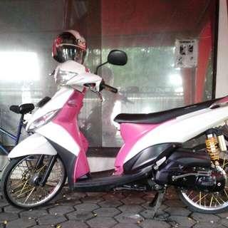 Motor Mio J Tahun 2013 Yamaha