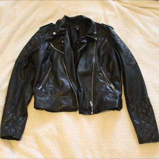 Leather Jacket (forever new)