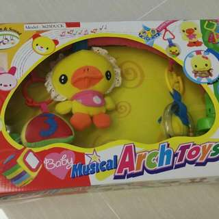Musical Arch Toys