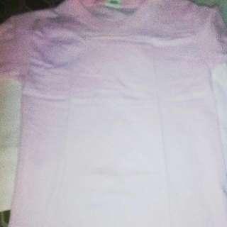 Plain Pink Tshirt
