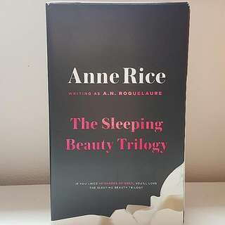 Anne Rice's Sleeping Beauty Trilogy  (Erotica)