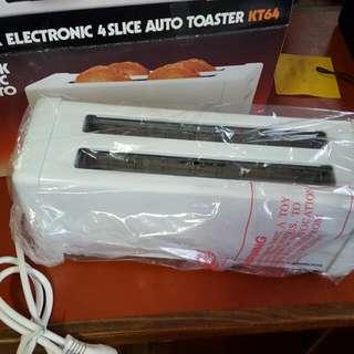 kambrook 4 slice toaster
