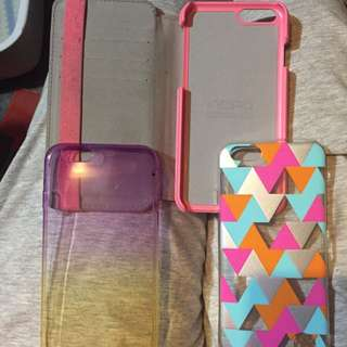 Various iPhone 6/6s Cases